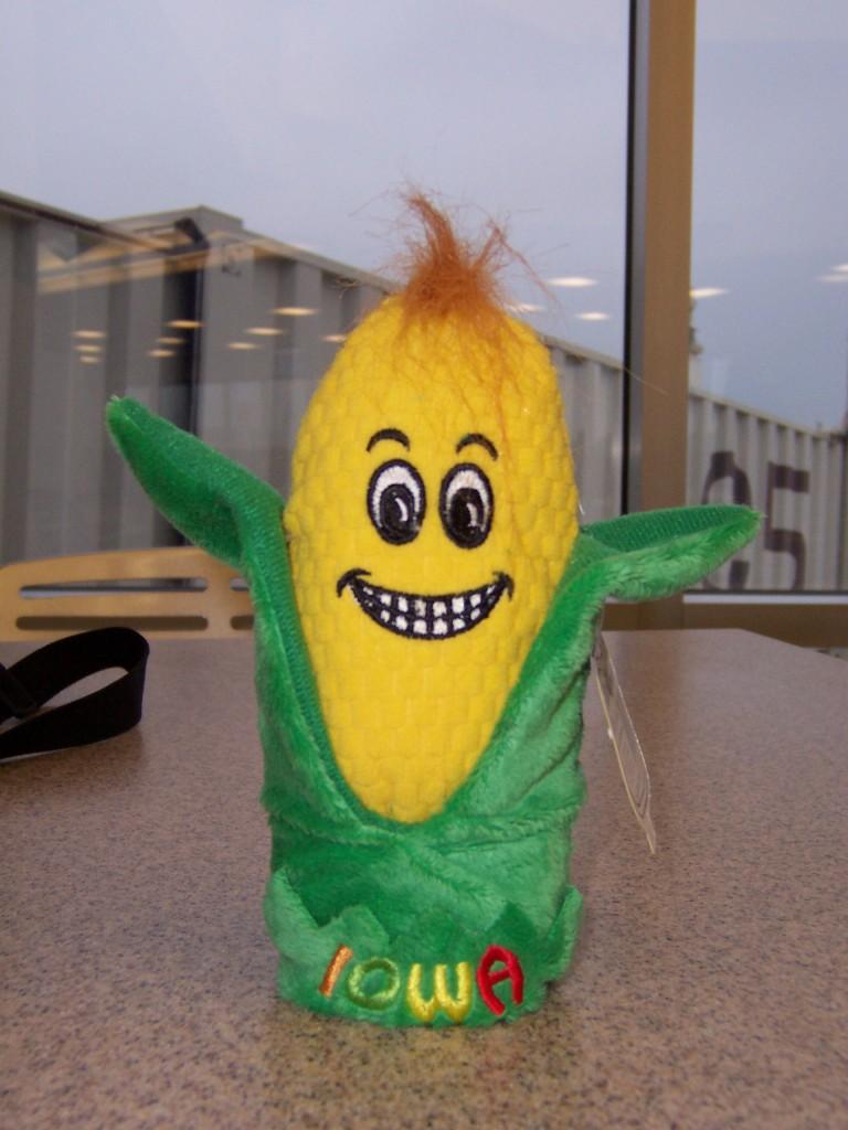 IOWA Corny Cob