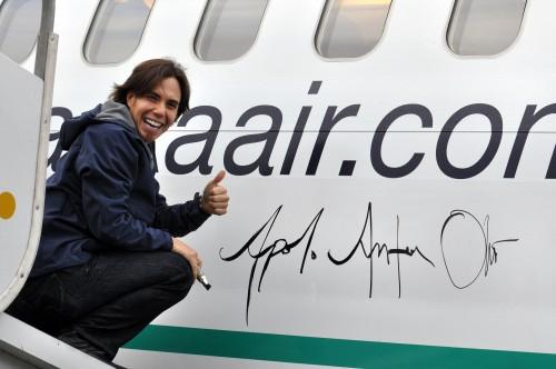 Alaska Airlines big OHNO