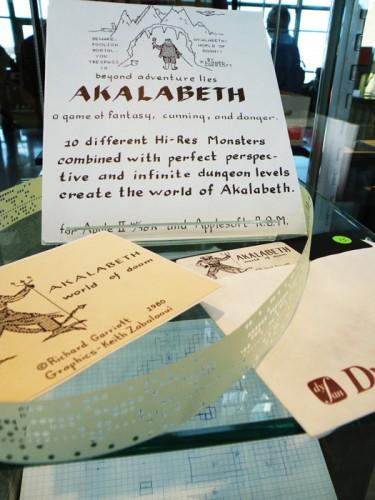 AUSTIN - AKALABETH