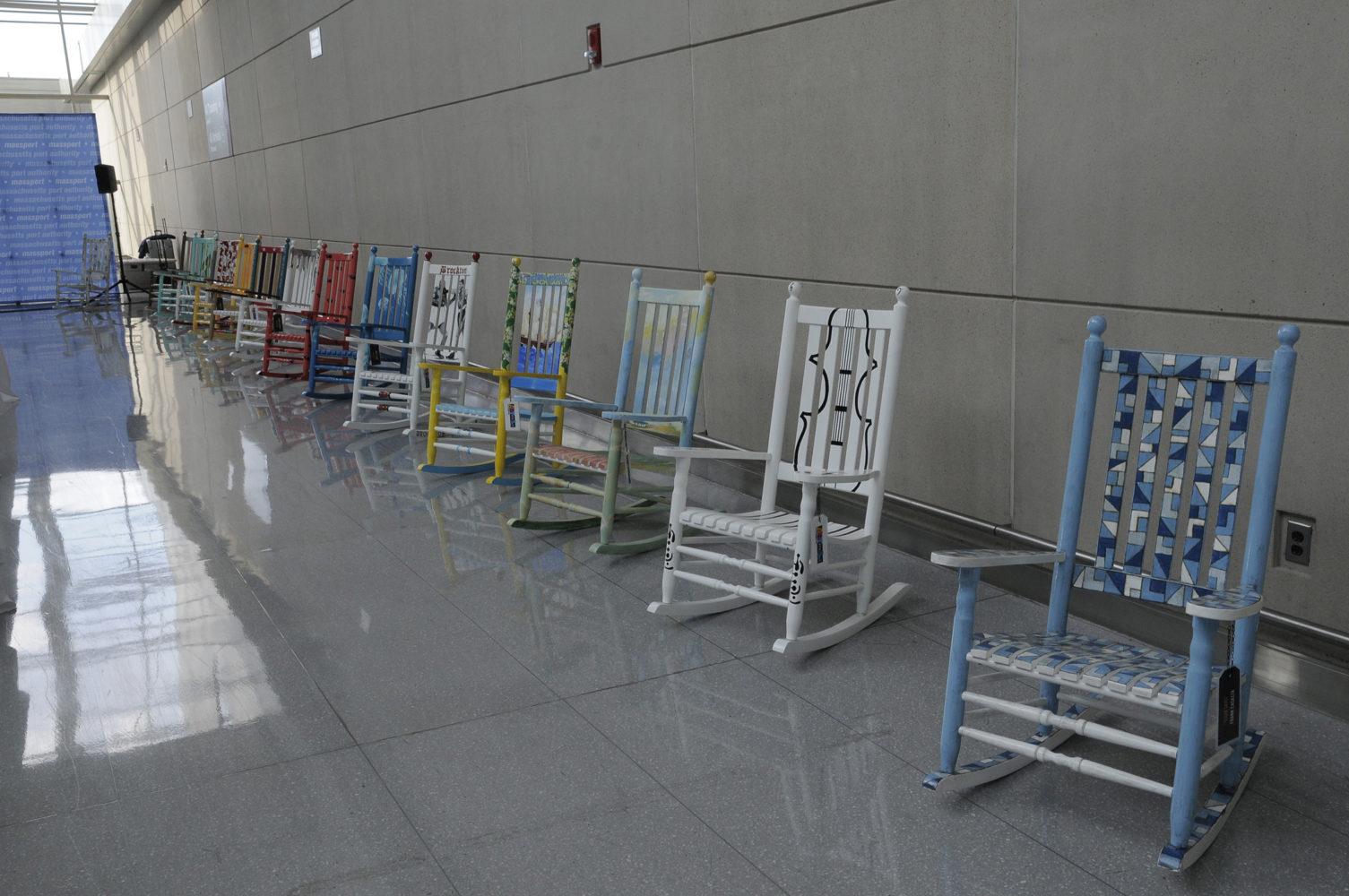 Boston Logan Rocking Chairs