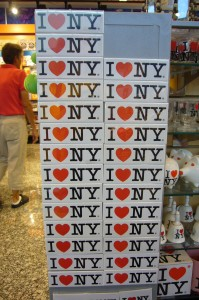 I love New York magnets at EWR