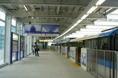Haneda Airport monorail station