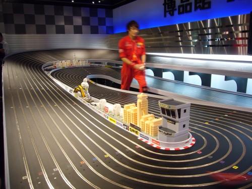 Haneda Airport race track