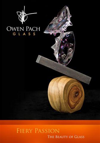 Owen Pach glass art at Tampa