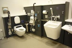 Haneda Airport Int'l Terminal Restrooms