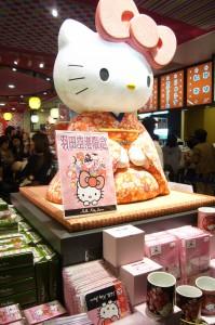Hello Kitty Haneda