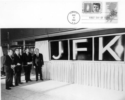 JFK Airport rededication