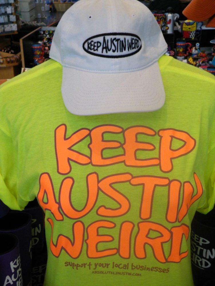 Austin_Keep Austin Weird