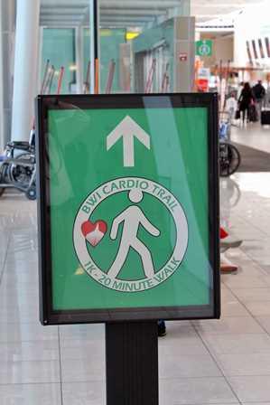 BWI-Cardio-Trail-sign-terminal-