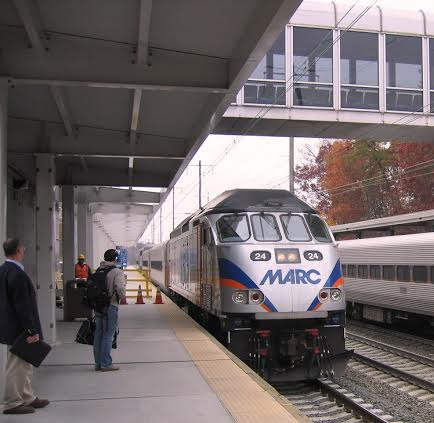 BWI MARC TRAIN - courtesy BWI