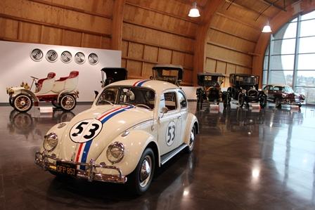 1963 Beetle Herbie_Courtesy_LeMay-America's Car Museum