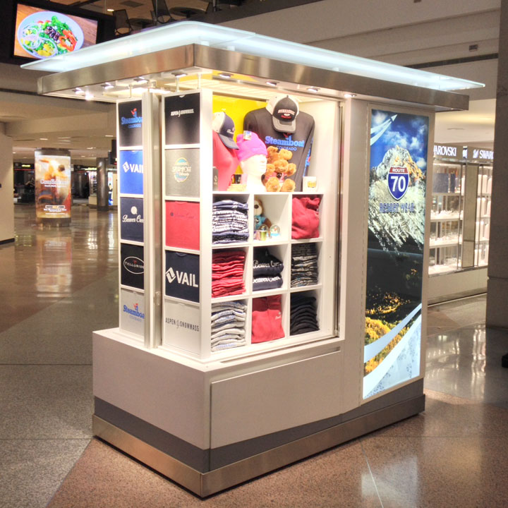Pop Up Shops Popping Up At Airports Stuck At The Airport