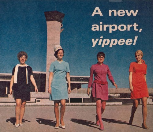 1969 Flight Attendants