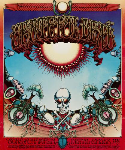 SFO  Grateful Dead