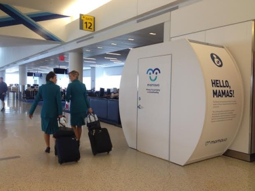 mamava at NY Airports