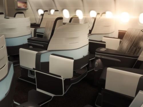 hawaiian airline seats