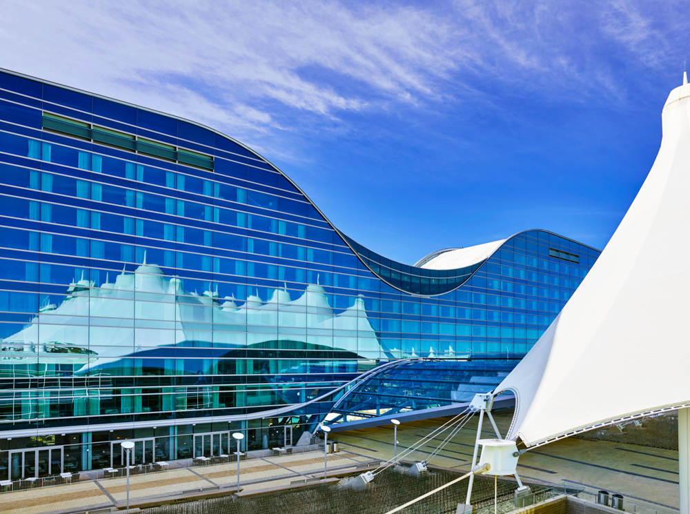 Denver Airport's new Westin hotel | Stuck at the Airport