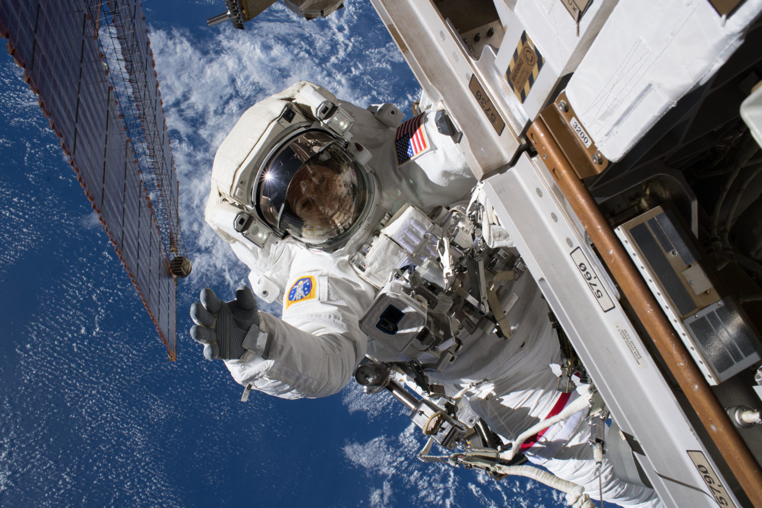 Travel Tips from Astronauts